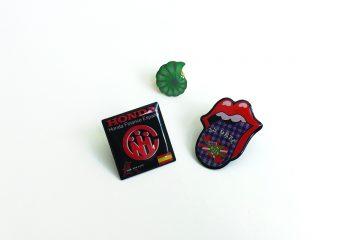 Pins impresión CMYK